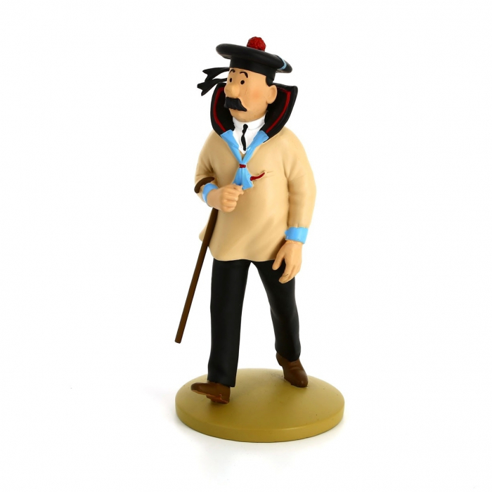 Collection figurine Tintin Thomson Sailor Moulinsart 42201 (2016)