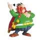 Collectible figure Plastoy Astérix Vitalstatistix The Chief 60509 (2015)