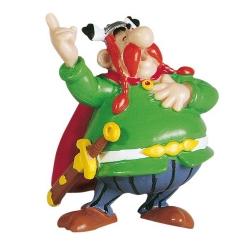 Figurine de collection Plastoy Astérix Abraracourcix Le Chef 60509 (2015)