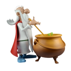 Figurine Leblon-Delienne Astérix Panoramix et la potion magique 02801 (2016)