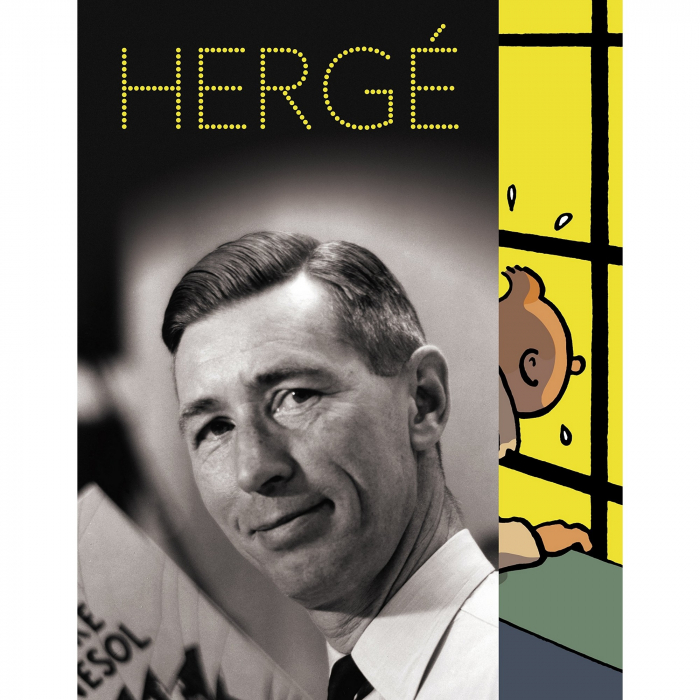 Catalogue de l'Exposition d'Hergé au Grand Palais Tintin (28992)