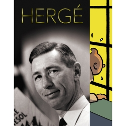 Catalogue of the Hergé Exhibition at the Grand Palais Tintin EL (28993)
