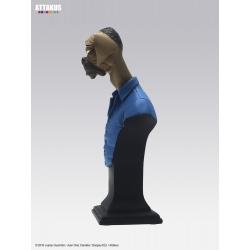 Buste de collection Attakus Blacksad Sebastian le chien B429 (2016)