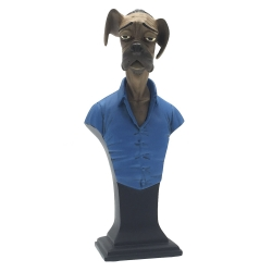 Collection Bust Attakus Blacksad Sebastian the dog B429 (2016)