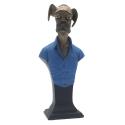 Busto de colección Attakus Blacksad Sebastian el perro B429 (2016)