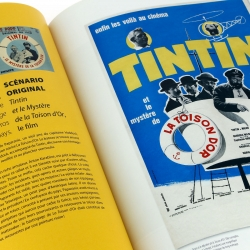 Book Hergé, Tintin: 25 timbres (stamps) à la une Moulinsart (24154)