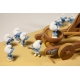 Collectible scene Fariboles The Smurfs: The catapult FARCAT (2016)
