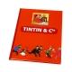 Libro Éditions Moulinsart Tintín & Cie de Michael Farr (24094)