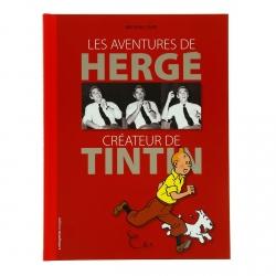 Livre Les aventures de Hergé, créateur de Tintin de Michael Farr (24190)