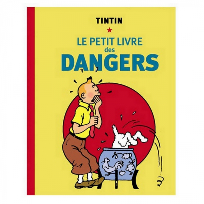 The Adventures of Tintin: Little Book of Peril (Hergé)