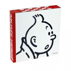 Libro de Tintín, Musée Hergé Editions La Martinière 24296 (2013)