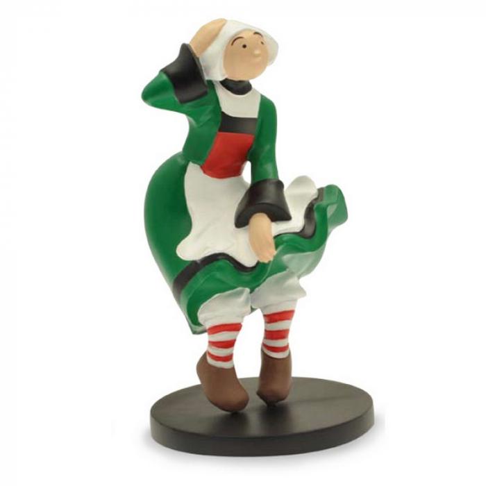 Figura de colección Plastoy: Bécassine vestido al viento 00413 (2016)