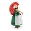 Figurine de collection Plastoy: Bécassine et son parapluie 61020 (2014)