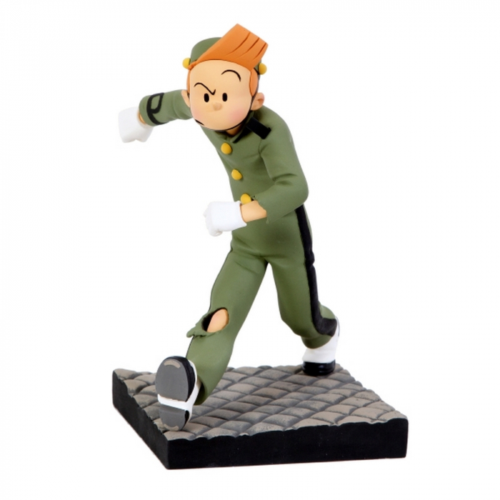 Collectible Figurine Fariboles: Spirou de Schwartz and Yann - SPIS (2010)