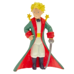 Figurine de collection Plastoy Le Petit Prince en habit de prince 61048 (2016)