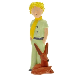 Figurine de collection Plastoy Le Petit Prince et le renard 61030 (2016)
