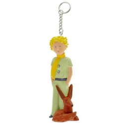 Keyring chain figure Plastoy The Little Prince with the fox 61027 (2016)