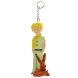 Porte-clés figurine Plastoy Le Petit Prince et le renard 61027 (2016)