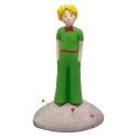 Figurine de collection Attakus Le Petit Prince sur sa planète C790 (2016)