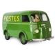Fourgon postal Peugeot D3B 1953 Blake et Mortimer Figures et Vous ARJ10 (2016)