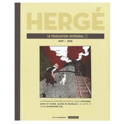 Tintín Le Feuilleton intégral Hergé Número 7 (1937-1939)