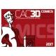 Catálogo cac3d de figuras de cómic Sideshow / Attakus / Hot Toys  (2017)