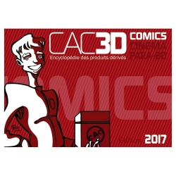 Catalogue cac3d de figurines de comics Sideshow / Attakus / Hot Toys (2017)