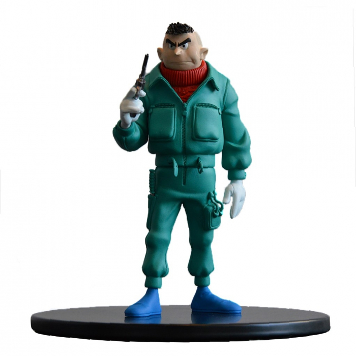 Collectible Figure Edition Originale Spirou John Helena The Moray (2016)