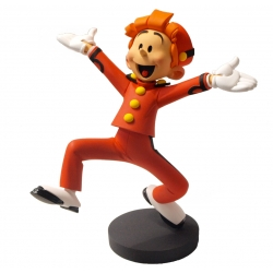 Collectible Figurine Fariboles: Spirou 75 Years Anniversary - S75 (2012)