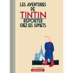 Álbum de Tintín en el país de los Soviets edición de lujo en color (2017)