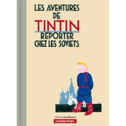 Album Tintin in the Land of the Soviets Deluxe Edition color version (2017)