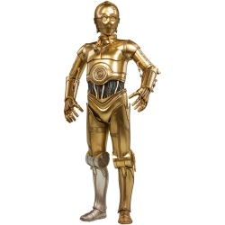 Collection Figure Sideshow Star Wars C-3PO Sixth Scale Deluxe 1/6 (2171)