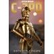 Figura de colección Sideshow Star Wars C-3PO Deluxe 1/6 (SS2171)