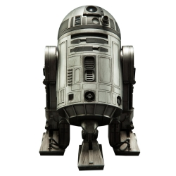 Collectible Figure Sideshow Star Wars R2-D2 Unpainted Prototype 1/6 (21723)