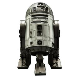 Figura de colección Sideshow Star Wars R2-D2 Unpainted Prototype 1/6 (21723)