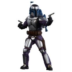 Figura de colección Sideshow Star Wars Jango Fett Sixth Scale 1/6 (2149)