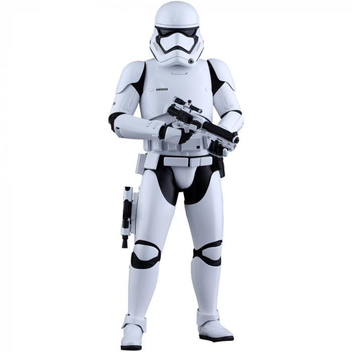 Figura de colección Hot Toys Star Wars First Order Stormtrooper 1/6 (902536)