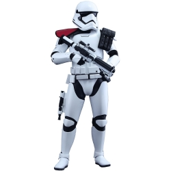 Figura Hot Toys de Star Wars First Order Stormtrooper Officer 1/6 (902603)