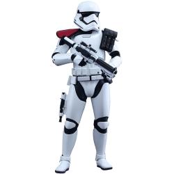 Figura Hot Toys de Star Wars First Order Stormtrooper Officer 1/6 (902603)