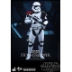 Figurine Hot Toys Star Wars First Order Stormtrooper Officer 1/6 (902603)