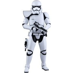Figura Hot Toys de Star Wars First Order Stormtrooper Squad Leader 1/6 (902539)
