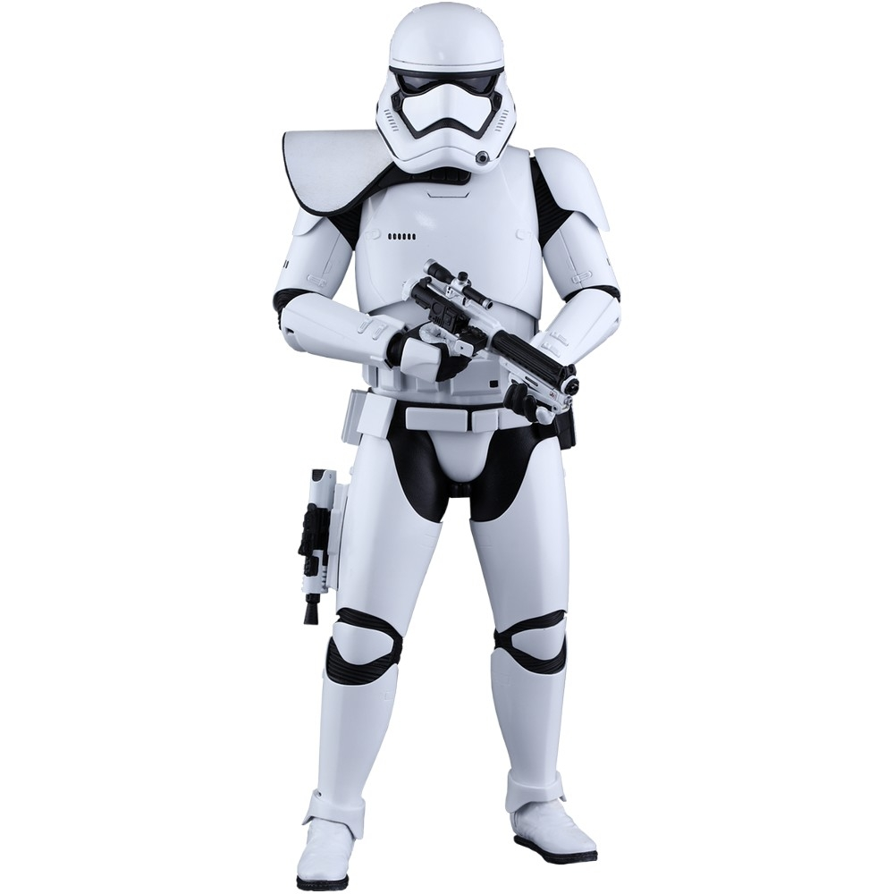 Figure by Hot Toys Star Wars First Order Stormtrooper Squad Leader 1 6 (902539)
