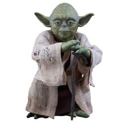 Figura de colección Hot Toys Star Wars Yoda Sixth Scale 1/6 (902738)