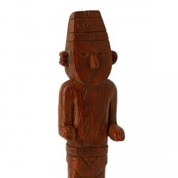 Collectible Figure Tintin The Fetish Arumbaya Moulinsart 14cm 46001 (2016)