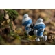 Collectible scene Fariboles The Smurfs: The Black Smurf Capture (2016)
