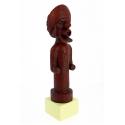Figura de colección Tintín El tótem del caballero de Hadoque 30cm 46002 (2016)