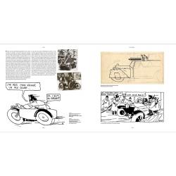 Book Moulinsart Hergé Tintin and the soviets Philippe Goddin FR 24357 (2016)