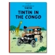Álbum de Tintín: Tintin au Congo Edición fac-similé colores 1946