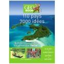 GEOBook Viajes trás las huellas de Tintín 110 pays, 7000 idées FR 41853 (2016)
