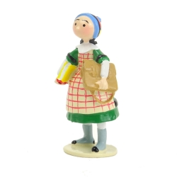 Collectible Figurine Pixi Bécassine Child Schoolgirl 6450 (2012)